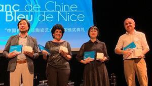 Fransa'da Türk seramik sanatçısına ödül