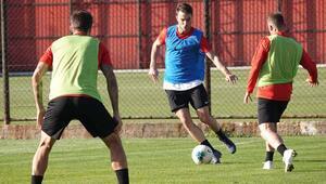Gençlerbirliğinde Antalyaspor maçı hazırlıkları sürüyor