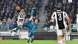 Buffon: Ronaldo'nun golüne başta sinirlendim