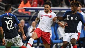 Fransa - Türkiye: 1-1