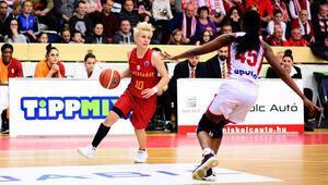 Galatasaray Kadın Basketbol Takımı, Avrupada sezonu açıyor