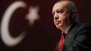 Cumhurbaşkanı Erdoğandan şehit askerin ailesine başsağlığı