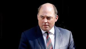 İngiltere Savunma Bakanı Ben Wallacetan Barış Pınarı Harekatı açıklaması