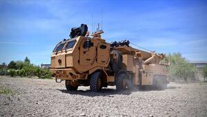 Zırhlı askeri araç üretimi Türkiyeye emanet