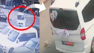 Gelin arabasıyla büyük soygun