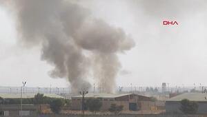 Tel Abyad kentinde tuzaklanan patlayıcılar imha ediliyor