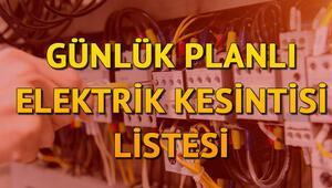 İstanbul elektrik kesintilerinde son durum.. Elektrikler ne zaman gelecek