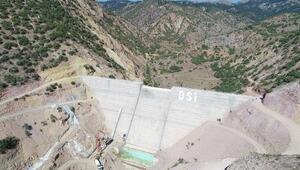 Çankırı Dereçatı Barajı tamamlandı