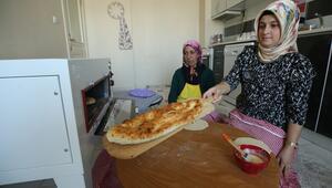 Zor şartlarda ekmek yapan annesinden etkilendi, kendi patentli ürününü üretti