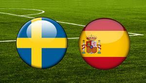 İsveç İspanya maçı ne zaman saat kaçta hangi kanalda