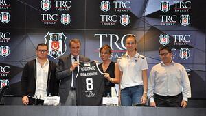 Beşiktaş Kadın Basketbol Takımına isim sponsoru