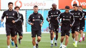 Beşiktaş, MKE Ankaragücü maçı hazırlıklarını sürdürdü