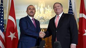 Son dakika... Bakan Çavuşoğlu, ABDli mevkidaşı ile görüştü