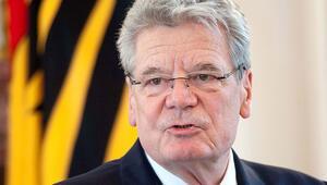 Gauck: Neonaziler Almanya'da asla iktidar olamayacak