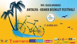 Kemerde Bisiklet Festivali düzenlenecek