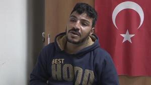 Teslim olan terörist, pişmanlığını anlattı