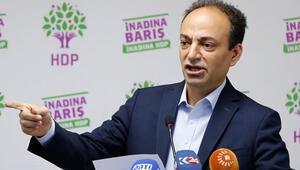 Cumhurbaşkanı Erdoğandan HDPli Baydemire suç duyurusu