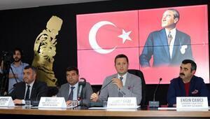 Barış Pınarı Harekatına, Çerkezköydeki siyasilerden tam destek