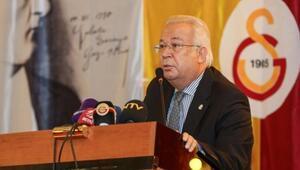 SON DAKİKA | Galatasaray yönetimi Eşref Hamamcıoğlunu istifaya davet etti