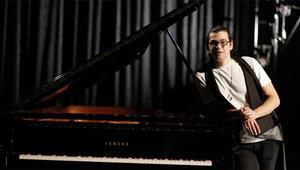 Genç piyanistin konser heyecanı