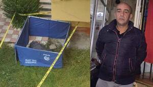 Arkadaşlarının cesedini taşırken yakalanan 2 kişiye gözaltı