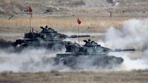 Son Dakika: YPGye bir darbe daha 611 terörist etkisiz hale getirildi