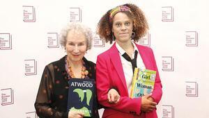 Booker ödülü Atwood ve Evaristo'ya