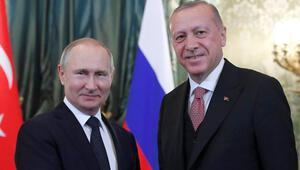 Son Dakika: Son dakika.... Cumhurbaşkanı Erdoğan Putin ile görüştü