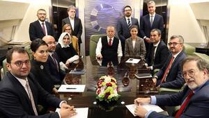 Son Dakika: Son dakika... Cumhurbaşkanı Erdoğandan Münbiç açıklaması