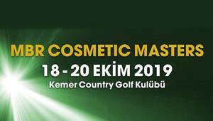"""""""MBR Cosmetic Masters ilk Kez Kemer Country Clubda gerçekleşecek"""