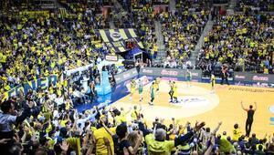Fenerbahçe Bekonun konuğu Baskonia