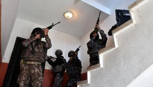 Vanda terör operasyonu: 4 tutuklama