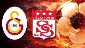 Galatasaray Sivasspor maçı ne zaman, saat kaçta