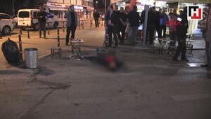 Konyada silahlı kavga 2 kişi yaralandı