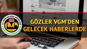 VGM burs sonuçları ne zaman açıklanacak