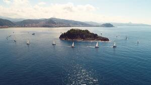 Turizmde Türkiyenin önemli merkezlerinden biri haline geldi