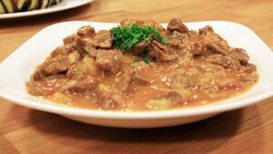 Tas kebabı nasıl yapılır İşte, patates püreli tas kebabı tarifi