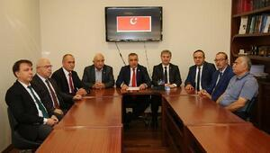 Tokatta STKlardan Barış Pınarı Harekâtına destek