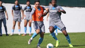 Trabzonspor, taktik çalıştı