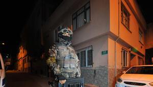 Bursada şafakta FETÖ operasyonu: 14 gözaltı