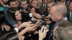 Son dakika... Cumhurbaşkanı Erdoğandan ABD ziyareti ile ilgili önemli açıklama