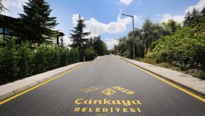 93 bin ton asfalt serildi