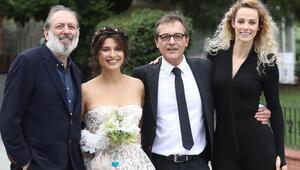 Feride Çetin ile Murat Özer evlendi