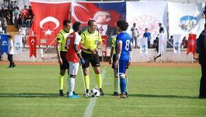 Ampute Futbol Türkiye Kupası, Tokatta başladı