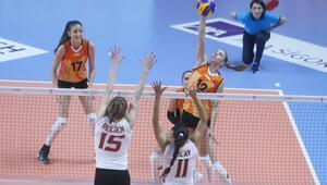 Galatasaray HDI Sigorta: 3 - Karayolları: 0