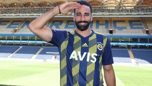 Fenerbahçeli Adil Ramiden asker selamı