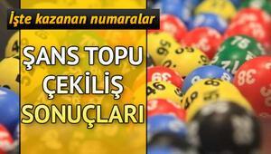 Şans Topu çekilişinde büyük ikramiye 7ye bölündü 16 Ekim MPİ Şans Topu çekiliş sonucu sorgulama