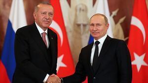 Erdoğan Rusyaya gidiyor... 22 Ekimde Putinle görüşecek