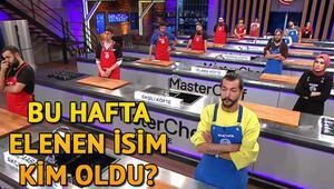 MasterChef Türkiyeden kim elendi MasterChef stüdyosunda gergin anlar