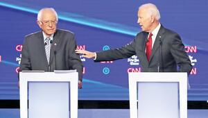 Demokrat aday adayları Ohio'da kozlarını paylaştı